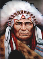 Red Cloud Spirit Guide